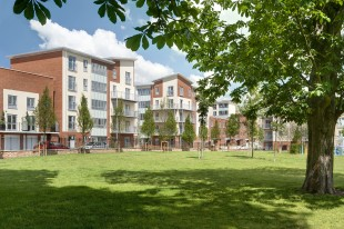 Portman Square by David Wilson Homes, Battle Square,