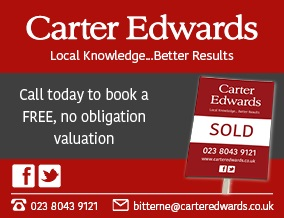 Get brand editions for Carter Edwards, Bitterne Sales Flagship Office