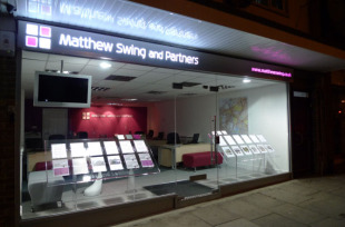 Matthew Swing & Partners, Middlesexbranch details