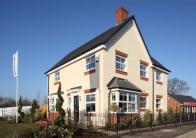 4 bedroom new house in Back Lane, Long Lawford...