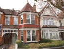 Terraced property in Princes Avenue, Finchley...