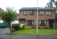 2 bedroom semi detached house in Curlew Drive, Leegomery