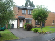 semi detached house to rent in Curlew Drive, Leegomery