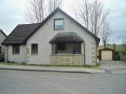 Detached house for sale in Balmakeith Park, Nairn...