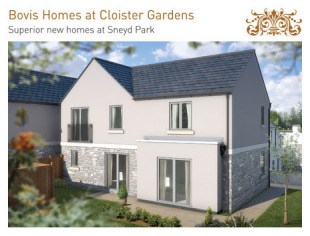 Cloister Gardens by Bovis Homes Western, Sanctuary Gardens,