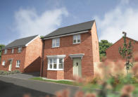 3 bed new house for sale in Drury Lane, Drury...