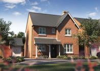 4 bed new house in Audlem Road, Woore, CW3