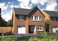 new house for sale in Audlem Road, Woore, CW3