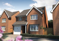 4 bedroom new house in Audlem Road, Woore, CW3