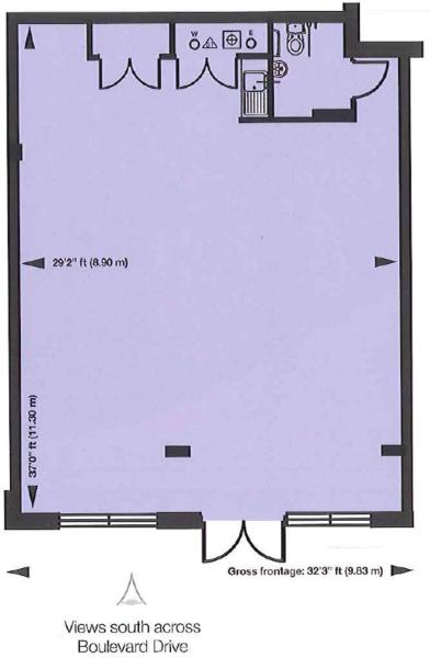 Unit 15b Floorplan