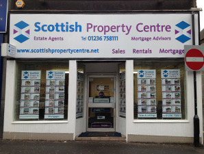 Scottish Property Centre , Airdriebranch details