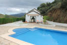 3 bed Detached property in Andalusia, Málaga, Monda