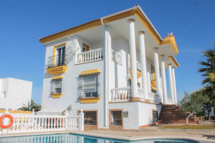 4 bedroom Detached house in Andalusia, Malaga...