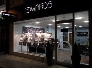 Edwards , Ferndownbranch details