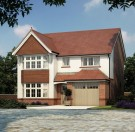 4 bed new house for sale in Bridgend Road...