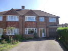 semi detached house in Cherry Orchard Gardens...