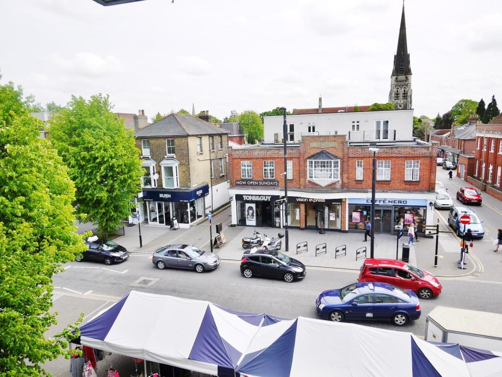 View to High Street