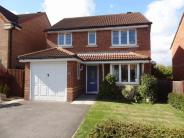 3 bedroom Detached property in Hawks Way, Sleaford