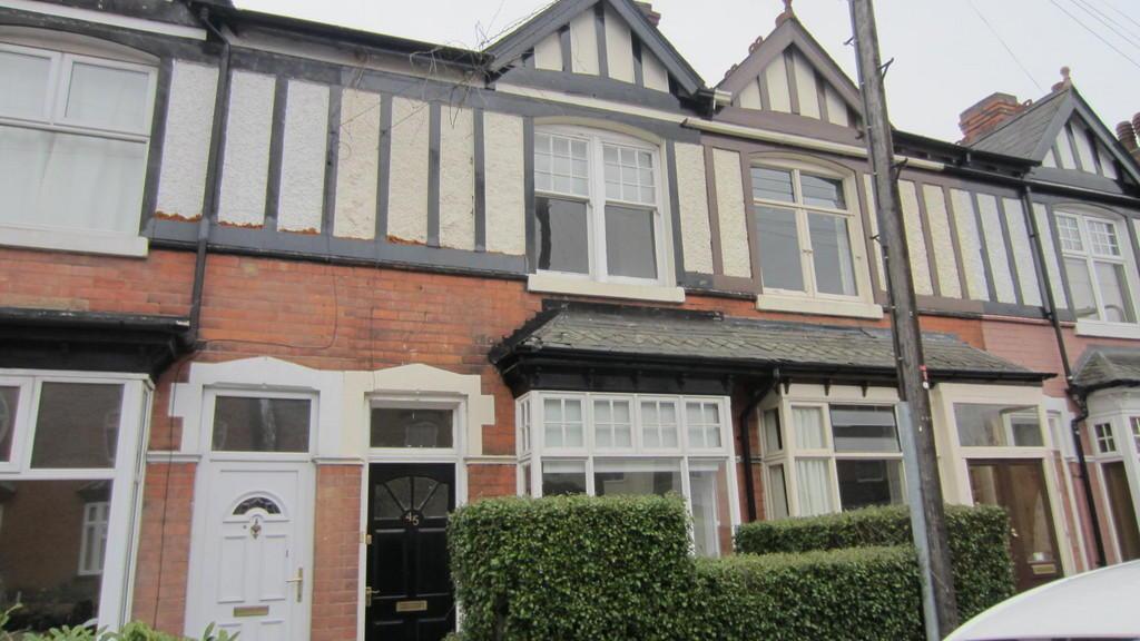 2 Bedroom Terraced House To Rent In Trafalgar Road Erdington Birmingham B24