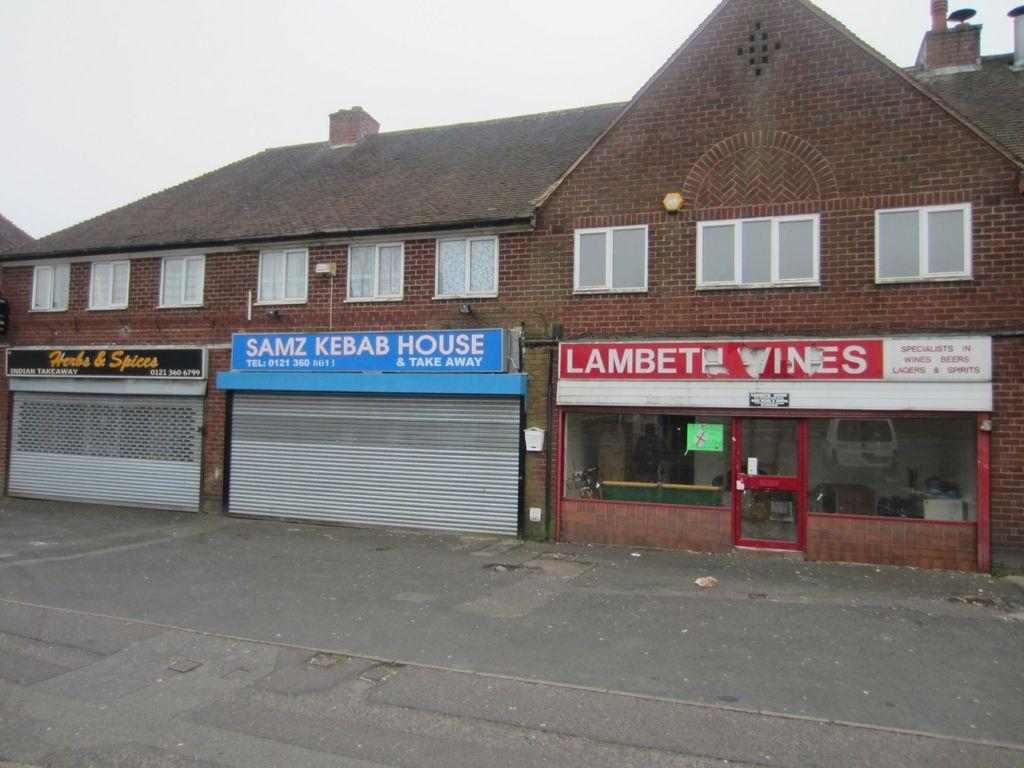 Commercial Property To Rent Kingstanding