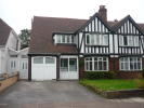 4 bed semi detached house in Orchard Rd, Erdington...
