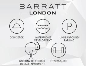 Get brand editions for Barratt London, Hendon Waterside