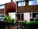 3 bed semi detached property in Rowan Drive...