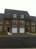 semi detached house in Clover Hill Drive...