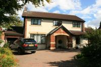 Detached property to rent in Western Way, Darras Hall