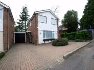 Detached home for sale in Tennyson Road, ST ALBANS...