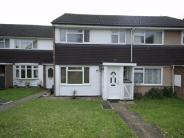 Terraced home for sale in Watling View, ST ALBANS...