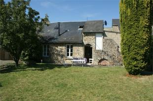 2 bed Detached house in MAYENNE , FRANCE