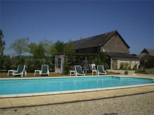 Detached property in Mayenne , FRANCE