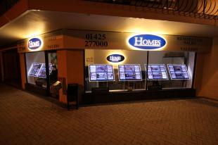 Homes Estate Agents, Mudefordbranch details