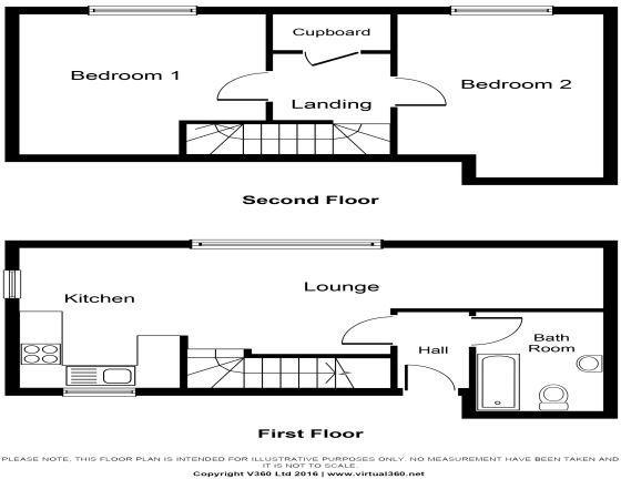 Floorplan Buckley Ct