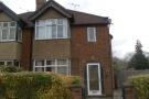 Farley Street semi detached house to rent