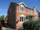 semi detached property in Samphire Close, Hamilton...
