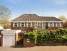 4 bedroom Detached property for sale in Denning Close...