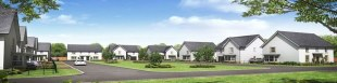 Ladykirk Place by David Wilson Homes, Main Street,