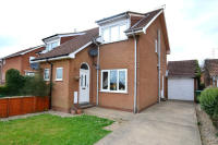 semi detached home in West Garth, Scarborough...