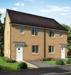 Mariner's Way by Miller Homes, New Drive