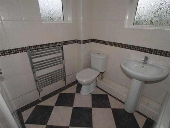 Bathroom Cont'd