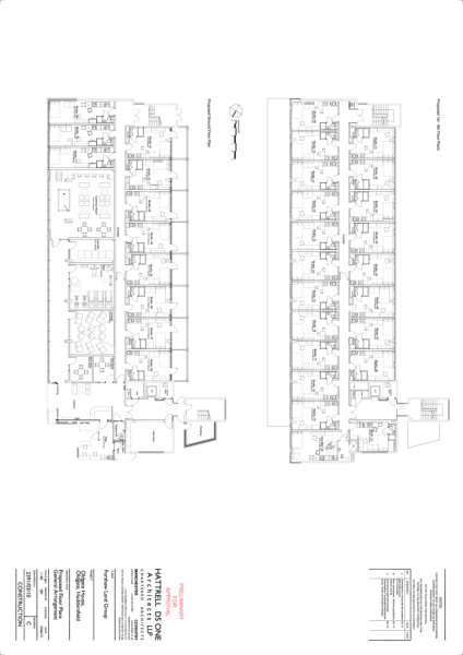 Oldgate House Plans