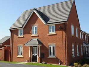 Elmtree Grange by David Wilson Homes, Laurel Avenue,