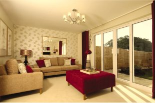 Howton Rise at The Fairways by Redrow Homes (West Country), Ashburton Road,