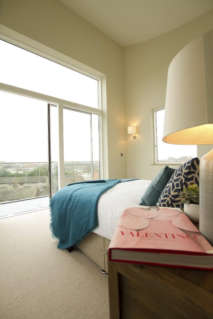 Conran and Partners,Master Bedroom