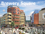 Savills New Homes, Brewery Square Marketing Suite