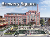 Savills, Brewery Square Marketing Suite