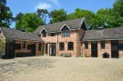 5 bedroom Detached property for sale in Burley Road, Bransgore...