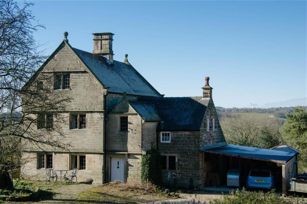 5 Bedroom Farm House For Sale In Ashleyhay Matlock Derbyshire De4
